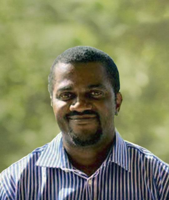 Lt. Cdr. Inyene Umoren M.D.